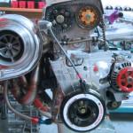 Prosjekt Honda B-serie 1000hk